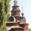 Transfiguration Church in Suzdal — Stock Photo