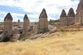 Cappadocia landscape — Stock Photo