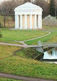 The temple of friendship in Pavlovsky Park — ストック写真
