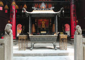Ling Fung Temple (Temple of Lotus) in Macau — Stock Photo
