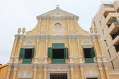 церковь святого доминика — Стоковое фото