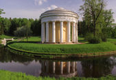 Temple of friendship in Pavlovsk — Foto Stock