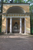 The monument to parents in Pavlovsk — Foto Stock
