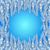 Sfondo blu — Foto Stock