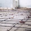 Floor reinforcement — Stock Photo