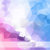 Abstract pink background — Stock Vector