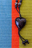 Heart background — Stock Photo