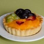 Fruity cake — Stock Photo #44084311