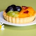 Fruity cake — Stock Photo #44084339