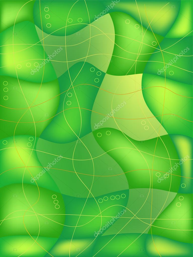 不规则抽象多彩背景图— vector by katarinagondova