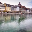 Luzern — Stock Photo