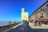 Republic of San Marino — Stock Photo