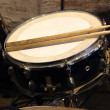 ������, ������: Drums conceptual image Snare drum and stick