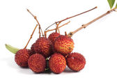 Group of Lychee  — Stock Photo