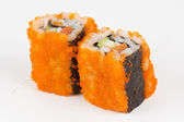 California roll with crab meat — Stock Photo