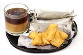 Breakfast Asian Style  — Stock Photo