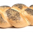 Stock Photo: Twist with poppyseed
