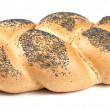 Twist with poppyseed — Stock Photo