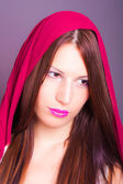 Arabic woman — Stockfoto