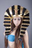 埃及女王克娄巴特拉 — 图库照片