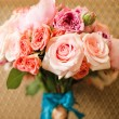 Wedding bridal bouquet — Stock Photo