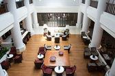 酒店等候区 — 图库照片