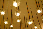 Lámpara colgante creativa — Foto de Stock