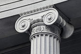 Column architectural detail and symbolism — Foto Stock