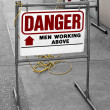 Danger sign — Stock Photo #34712603
