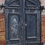 Vintage doors — Stock Photo #34713387
