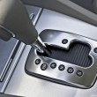 Stock Photo: Automatic transmission