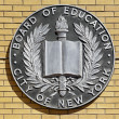 New York Board of Education. — Stock Photo #34713637