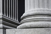 Column architectural detail and symbolism — Stock Photo