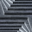 Abstract stairs — Stock Photo