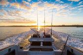 Waiheke sunrise — Stock Photo