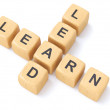 Stock Photo: Learn and Lead