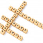 Leadership Crosswords — Stock Photo