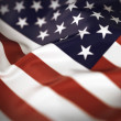 Old American Flag — Stockfoto