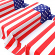 Stock Photo: Military Coffins