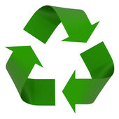 Recycle Logo — Stock Photo