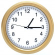 Wall clock — Stock Photo #38029353