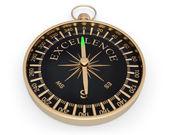 Kompass — Stockfoto