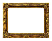 Classic golden Frame — Stock Photo
