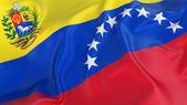 Bandiera del Venezuela — Foto Stock