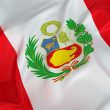 Peru Flag — Stock Photo #51421487