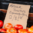 Farmers Market — Stock Photo #33671247