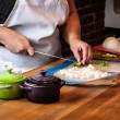 Stir Cooking School — Stok Fotoğraf #33672455