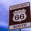 Route 66 Signs — Foto Stock