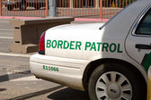 International Border — Stock Photo