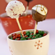 Holiday Cake Pops — Stock Photo #33794435